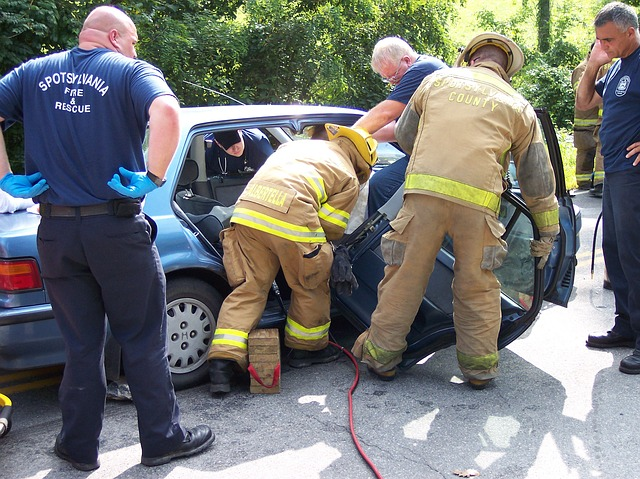 Extrication Car Accident