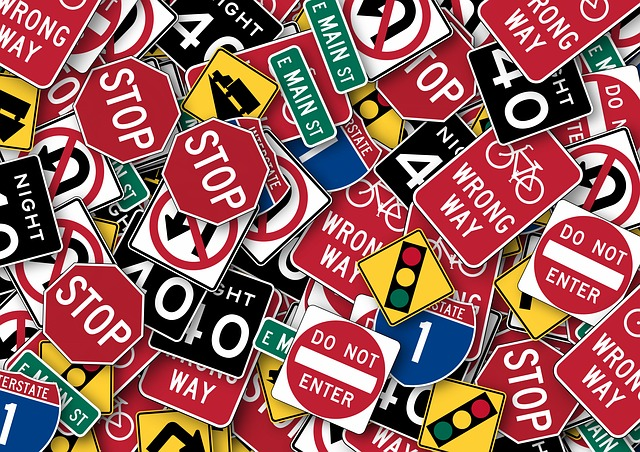 Traffic Signs Driving