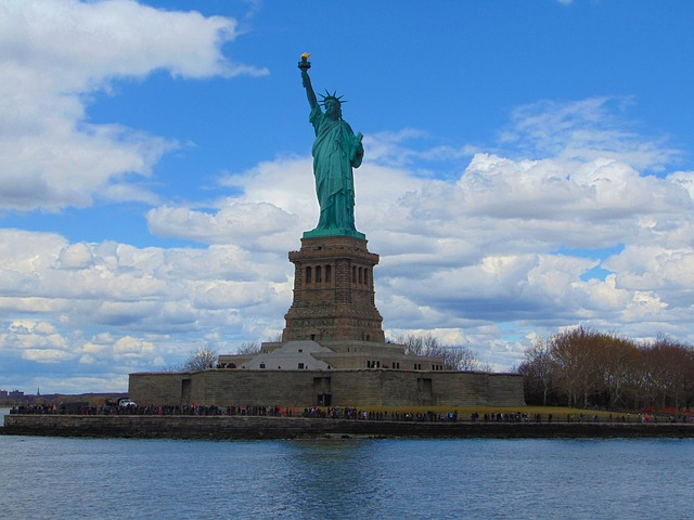 Immigration Statue Of Liberty